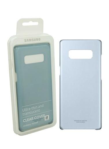 Samsung Note8 Deep Blue Kılıf Mavi